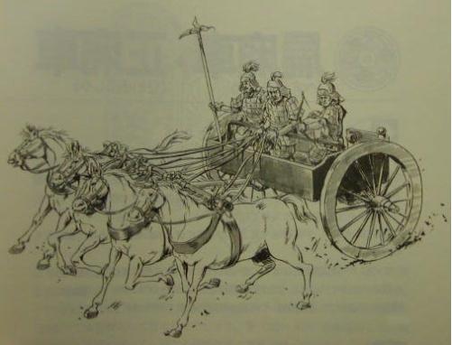 是不是中国古代军队发展到后期只有刀,剑,矛这些冷兵器了?