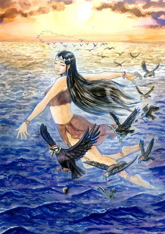 上古神话传说|除了伏羲女娲 你还知道哪些神?