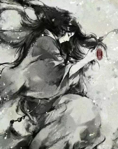 剑客,宫女,歌妓······古风中最令人心疼的几类人!图片